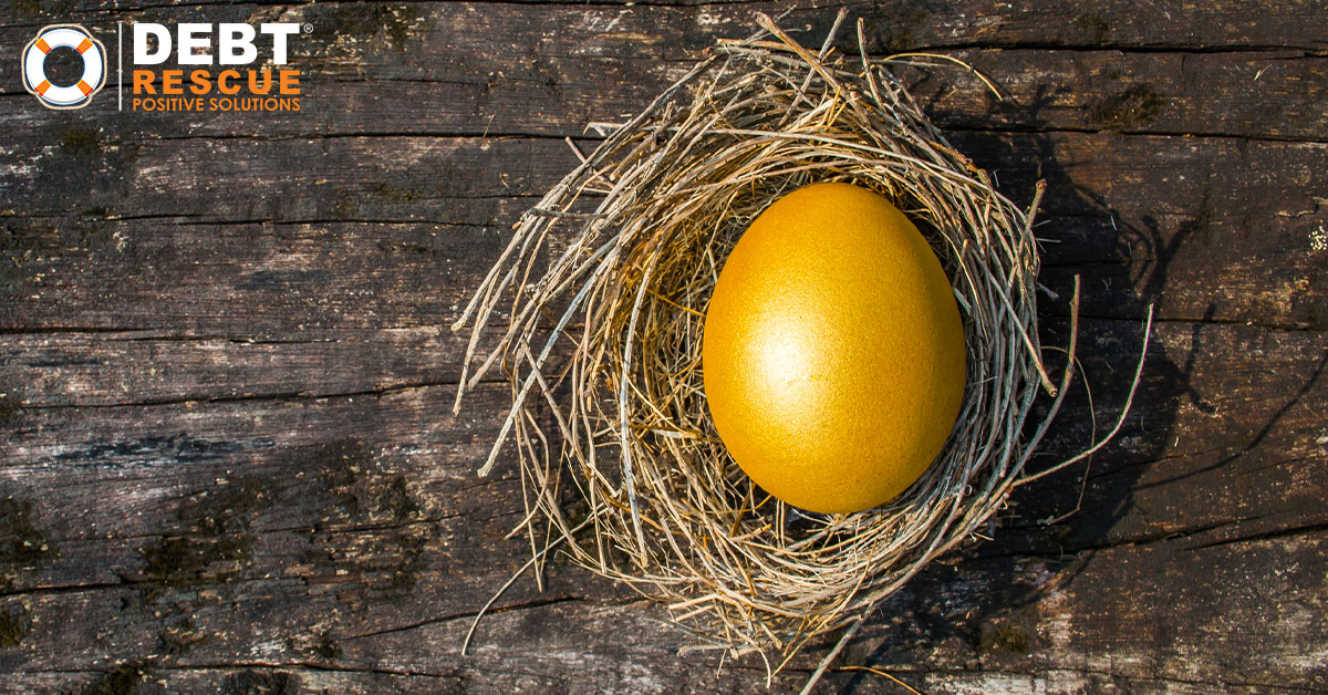 Put your eggs in one basket with debt consolidation | Debt Rescue
